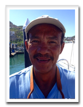 Capt. Guillermo Diego